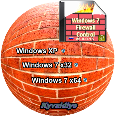 Windows7 Firewall Control v5.0.0.15 RePack by Kyvaldiys [русский]