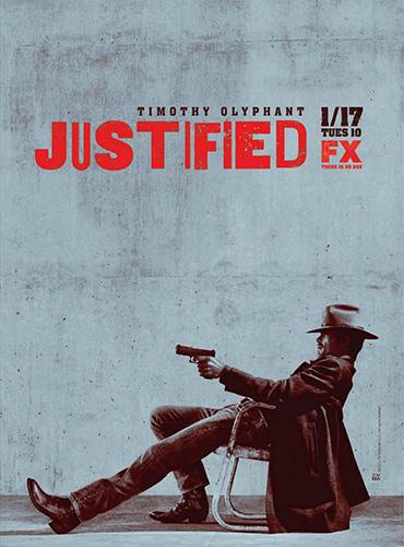 Правосудие (Своя правда) / Justified (3 сезон / 2012) WEB-DLRip