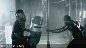 Akon feat. French Montana - Hurt Somebody (2012) HDTVRip 1080p