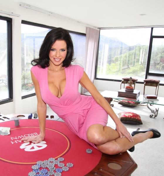 Veronica Avluv (A serious game of poke her!)