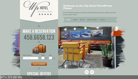 ThemesKingdom - WP Hotel v1.0.6 � WordPress Theme