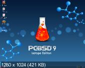 PC-BSD 9.0 20120505 STABLE [x86, x64] (2xDVD) / 5.84 ��