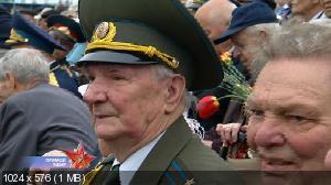 Военный парад, посвященный 67-й годовщине Победы (2012) HDTV 1080i + IPTVRip + SATRip