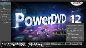 CyberLink PowerDVD Ultra 12.0.1618.54 Final (2012) Русский присутствует