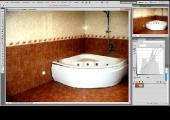 Видеокурс. Цветокоррекция в Photoshop. (2012) SATRip