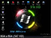 SV-MicroPE 2k10 Plus Pack CD/USB/HDD v2.5.1 (09.05.2012) Русский + Английский