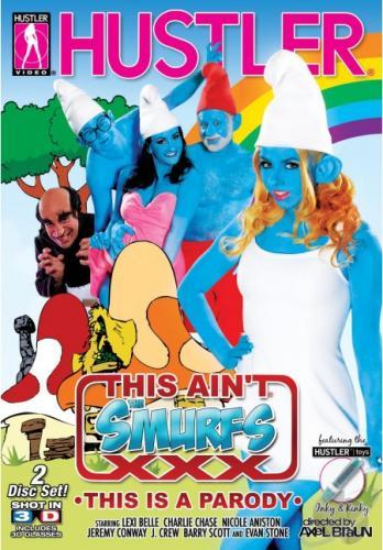 This Ain't The Smurfs XXX Parody (2012)