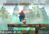 Wario Land: The Shake Dimension (Scrubbed) (2008/PAL/MULTi5/Wii)