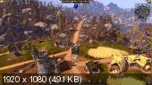 The Settlers 7: ����� �� ����. ������� ������� / The Settlers 7: Paths to a Kingdom. Deluxe Gold Edition (2011/RUS)