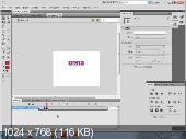 Специалист - Adobe Flash CS5/CS4. Уровень 2. Классическая анимация и создание баннеров [2011] PCRec