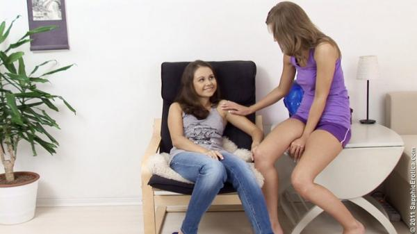 Misha and Dulce - Thrusting Teens 720p