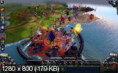 ������ �����: ������� ������� / Fantasy Wars: Gold Edition (2009/RUS/RePack)