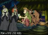 �����-�� � ������ �������� / Scooby-Doo and the Goblin King (2008) DVDRip