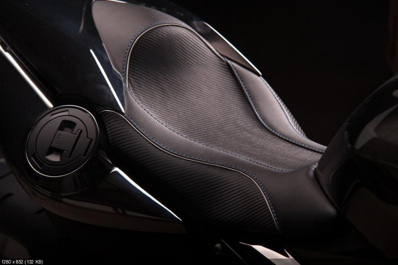 Кастом Vilner Predator на базе BMW F800R