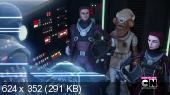 Звёздные войны Войны клонов / Star Wars The Clone Wars (4 cезон / 2011 / HDTVRip)