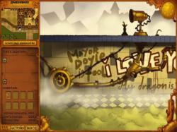 Тайны Драконвилла. Путешествие Майи (2012/RUS) - мини игра, головоломка