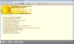 Диск 1С:ИТС Украина (Май 2012)
