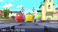 Чаггингтон: Веселые паровозики / Chuggington (2008) BluRay + BDRip 720p