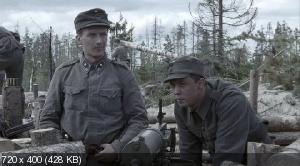 Вдали от линии фронта / Framom Framsta Linjen / Etulinjan edessa / Beyond The Front Line (2004) HDRip