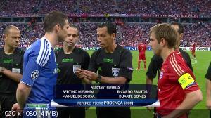 Футбол. Лига Чемпионов 2011-2012. ФИНАЛ. Бавария - Челси (2012) HDTV 1080i + HDTV 720p