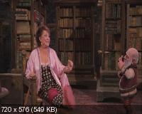 Оксана в стране чудес / Saxana a Lexikon kouzel (2011) DVD9 + DVD5 + DVDRip 1400/700 Mb