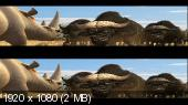 Союз зверей 3D / Die Konferenz der Tiere / Animals United 3D Вертикальная анаморфная