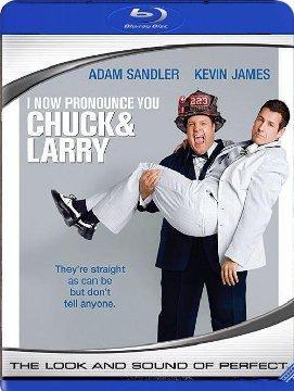 Чак и Ларри: Пожарная свадьба / I Now Pronounce You Chuck and Larry (2007) BDRip 1080p