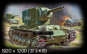 Мир танков / World of Tanks: Заставки в стиле «Рисованные танки». Выпуск 01-06
