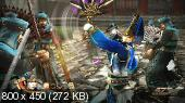 Shin Sangoku Musou 6 with Moushouden / Dynasty Warriors 7: Xtreme Legends (2012/JAP)