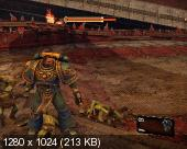 Warhammer 40.000: Space Marine v.1.0.156.0 + 13 DLC (2011/RUS/RePack by Fenixx)