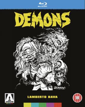 Демоны / Demons / Dèmoni (1985) BDRip 720p