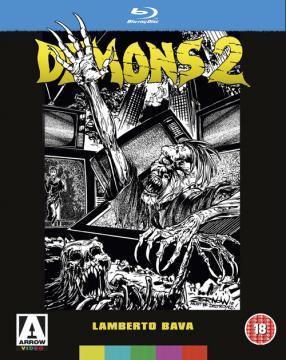 Демоны 2 / Demons 2 (1986) BDRemux 1080p